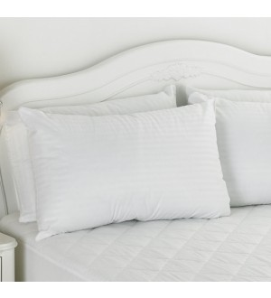 CL Home 200TC 100% Cotton Smooth Percale Pillowcases